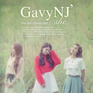 She (The 6th Album Part.2) - Gavy NJ