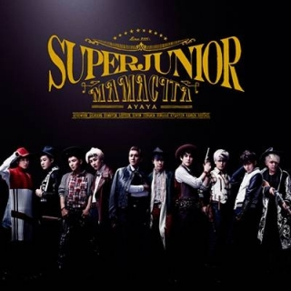 Mamacita -Ayaya (Japanese Ver.) - Super Junior