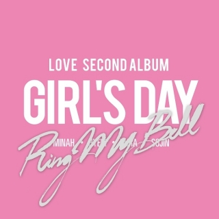 Love (Second Album) - Girl's Day