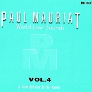 World Love Sounds Vol. 4 - Paul Mauriat