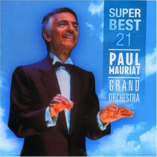Super Best 21 - Paul Mauriat