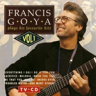 Plays His Favourite Hits, Vol. 1 - Francis Goya