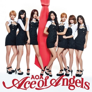 Ace Of Angels (Single) - AOA