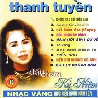 Dấu Chân Kỷ Niệm - Thanh Tuyền