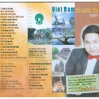 Việt Nam Tổ Quốc Tôi Vol1 - Trọng Tấn