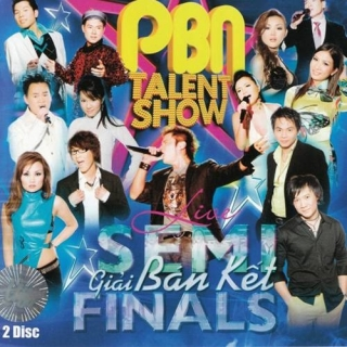 Paris By Night Talent Show - Giải Bán Kết CD 1 - Various Artists