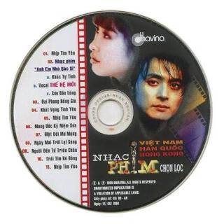 Nhạc Phim Chọn Lọc - Various Artists