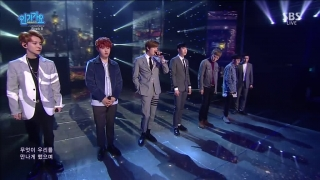 A Few Years Later (Inkigayo 17.04.2016) - Block B