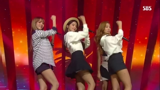 You're The Best (Inkigayo 13.03.16) - Mamamoo