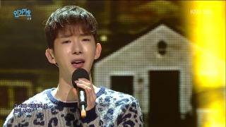 Crosswalk (Inkigayo 28.02.16) - Jo Kwon