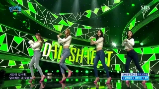 Someone Like U (Inkigayo 14.02.16) - Dal Shabet