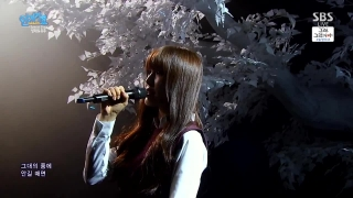 Miracle (Inkigayo 14.02.16) - Yuju (G-Friend), Yook Sung Jae (BTOB)