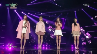 Stay With You (Music Bank 08.01.16) - Dal Shabet