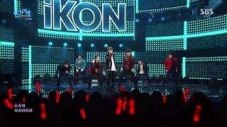 Dumb & Dumber (Inkigayo 10.01.16) - iKON