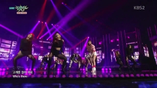 Demonstrate (Music Bank 11.12.15) - Rania