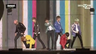 Run (MAMA 2015) - BTS