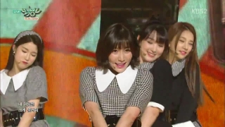 Aalow Aalow (Music Bank 04.12.15) - Laboum