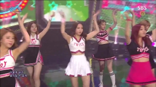 Like OOH-AHH (Inkigayo 29.11.15) - Twice