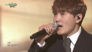 In The End (Music Bank 27.11.15) - Noel