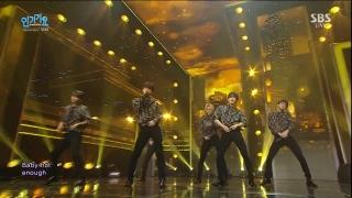 Hot Enough (Inkigayo 15.11.15) - VIXX
