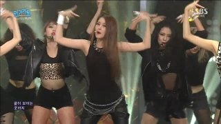 Demonstrate (Inkigayo 15.11.15) - Rania