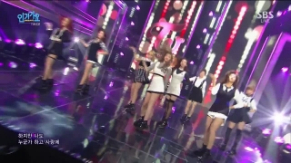 Like OOH-AHH (Inkigayo 15.11.15) - Twice