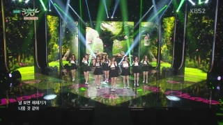 Ah-Choo (Music Bank 13.11.15) - Lovelyz