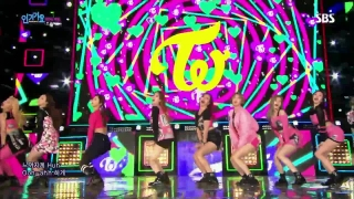 Like OOH-AHH (Inkigayo 01.11.15) - Twice