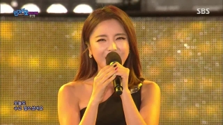 Cheer Up (Inkigayo 01.11.15) - Hong Jin Young