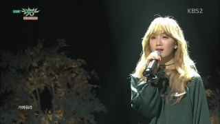 Cry & Blow (Music Bank 06.11.15) - Joo