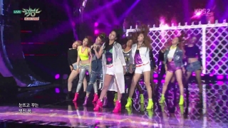 Demonstrate (Music Bank 06.11.15) - Rania
