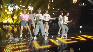 Believe (Music Bank 06.11.15) - Year 7 Class 1