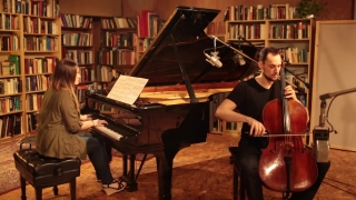 All of Me (Piano-Cello Cover) - Brooklyn Duo