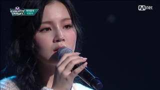 Breathe (M! Countdown 10.03.16) - Lee Hi