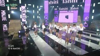 Skip (Music Bank 20.11.15) - TAHITI