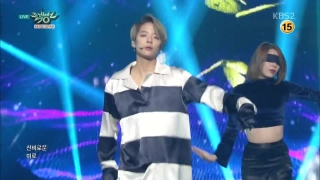 4 Walls (Music Bank 06.11.15) - f(x)