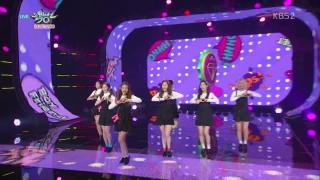 My Friend's Boyfriend (Music Bank 06.11.15) - DIA