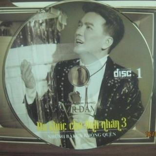 Những Bài Ca Không Quên (CD1) - Đàm Vĩnh Hưng