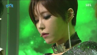 Brave New World (Inkigayo 29.11.15) - Brown Eyed Girls