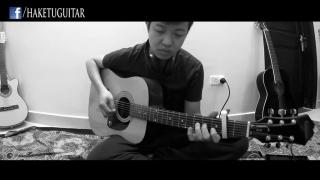 Cô Gái Đến Từ Hôm Qua (Guitar Cover) - HaketuGuitar