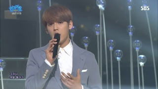 Lies (Inkigayo 17.04.2016) - Kim Tae Woo, BTOB