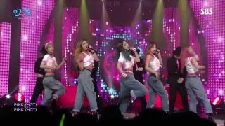 Hot Pink (Inkigayo 06.12.15) - EXID