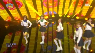 Whoo (Inkigayo 13.03.16) - Rainbow