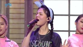 Hold My Hand (Inkigayo 13.03.16) - Lee Hi