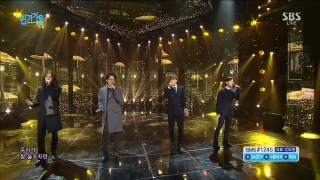 In The End (Inkigayo 13.12.15) - Noel
