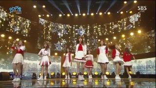 Ah-Choo (Inkigayo 03.01.16) - Lovelyz