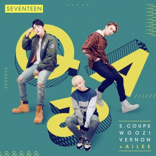 Q&A (Single) - Ailee, Seventeen