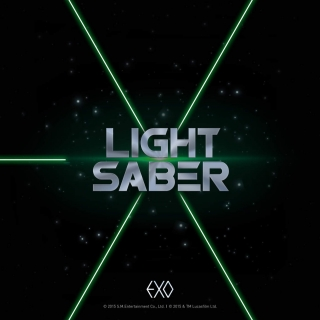 Lightsaber (Japanese Ver) (Single) - EXO