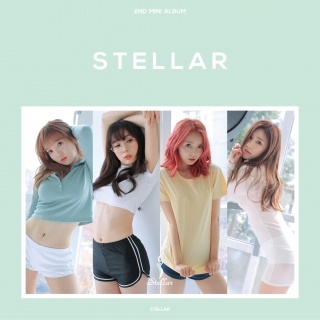 Sting (2nd Mini Album) - Stellar