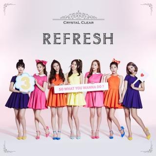 Refresh (3rd Mini Album) - CLC